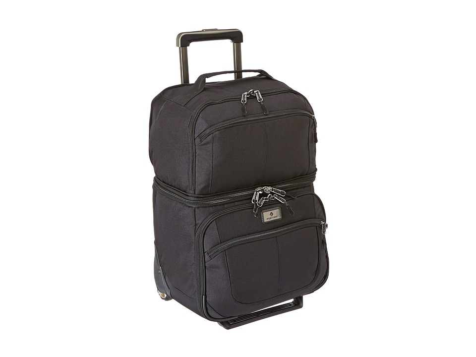 Eagle Creek - EC Adventure Pop Top Carry-On (Black) Carry on Luggage