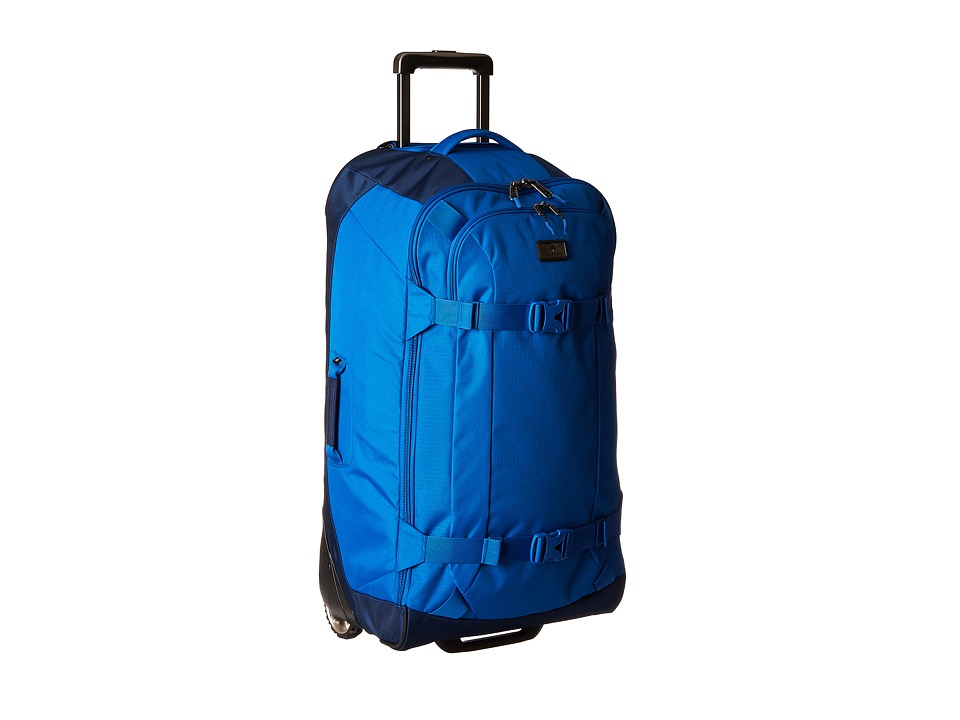 Eagle Creek - EC Adventure Collapsible Duffel 30 (Cobalt/Cobalt/Academy) Duffel Bags