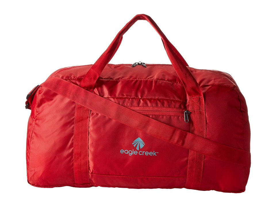 Eagle Creek - Packable Duffel (Red Fire) Duffel Bags