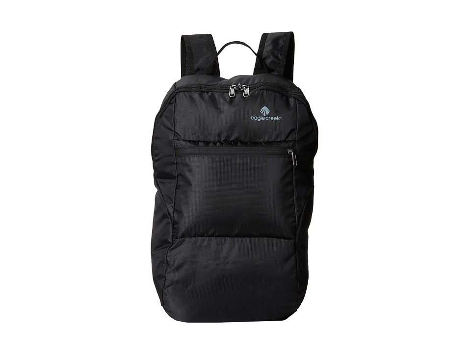 Eagle Creek - Packable Daypack (Black 1) Backpack Bags