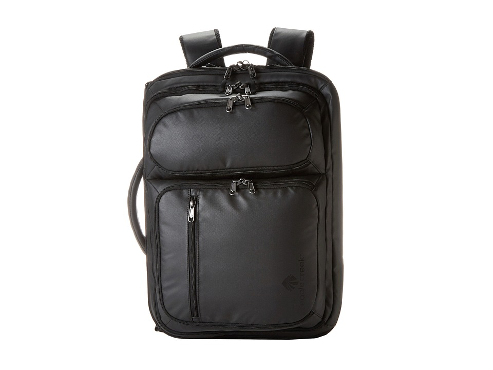 Eagle Creek - Convertabrief (Black) Backpack Bags