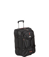 High Sierra - AT7 Carry-on Wheeled Duffel