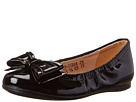 Venettini Kids 55-Ivana (Toddler/Little Kid/Big Kid) (Black Patent)