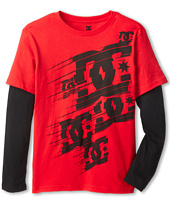 DC Kids - Hustle Slider Tee (Big Kids)