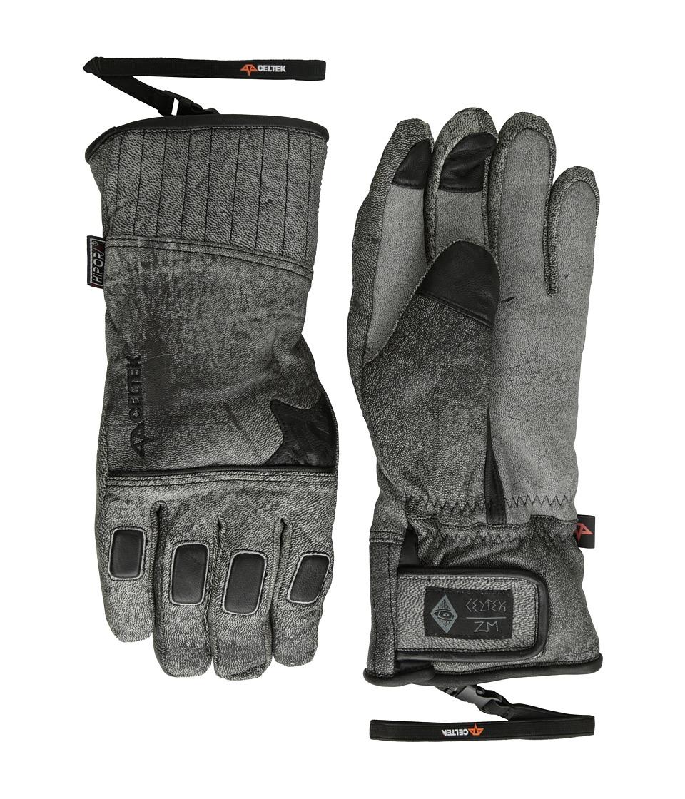 Celtek Aviator Gloves Marben Snowboard Gloves