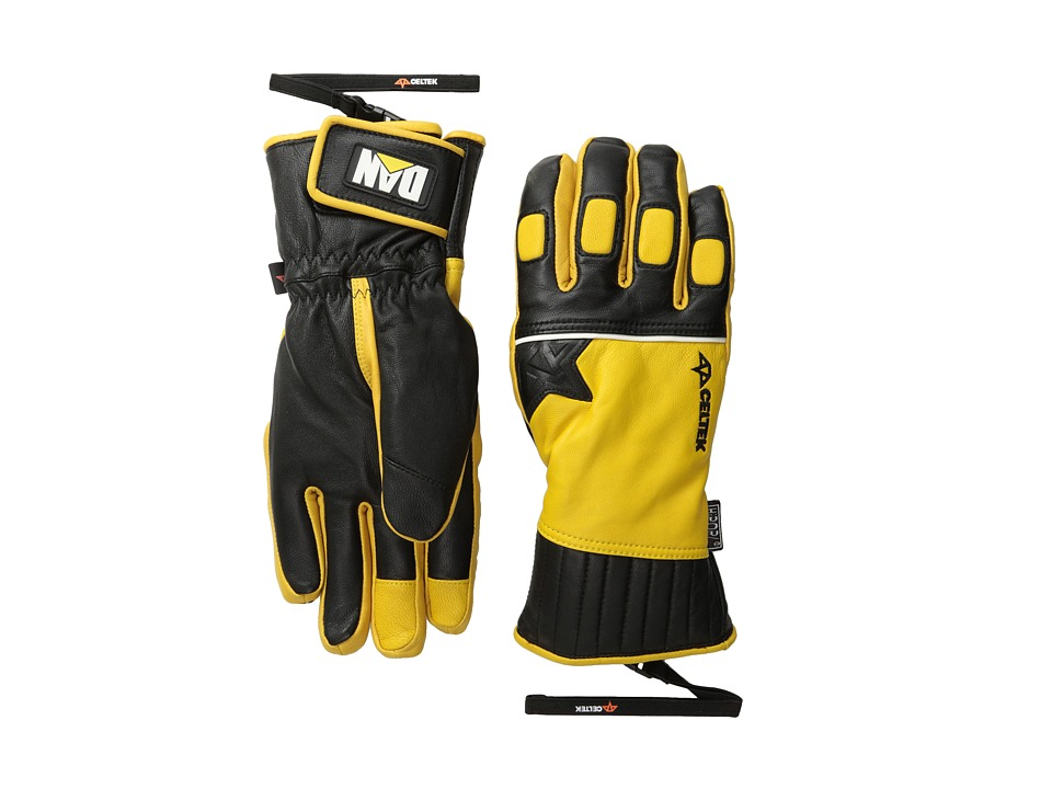 Celtek Aviator Gloves Brisse Snowboard Gloves