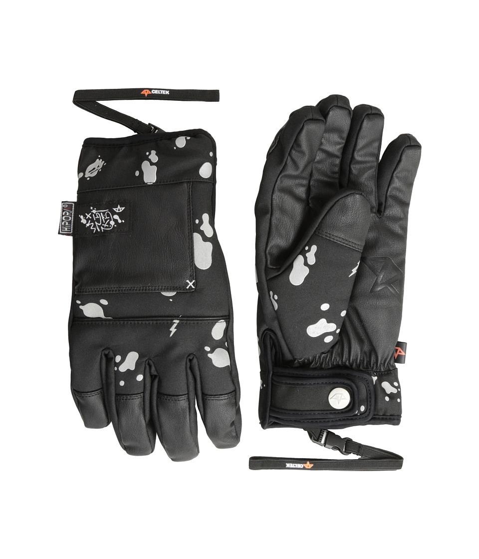 Celtek Blunt Gloves Gigi Snowboard Gloves