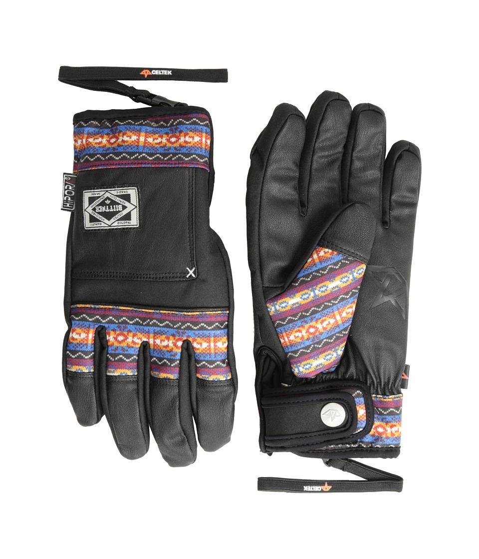 Celtek Blunt Gloves Biittner Snowboard Gloves