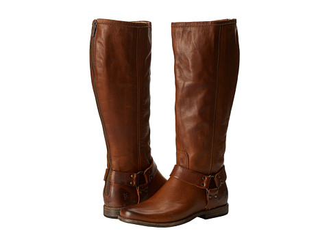 Frye Phillip Harness Tall Extended