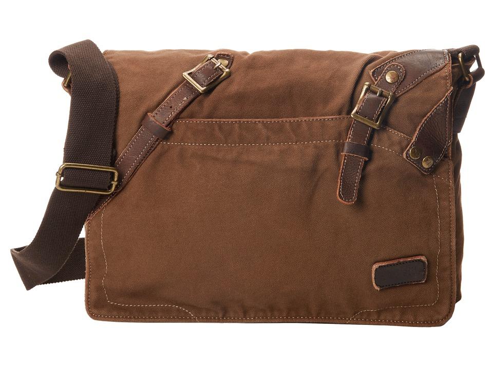 Bed Stu - Declan (Tan Rust) Messenger Bags