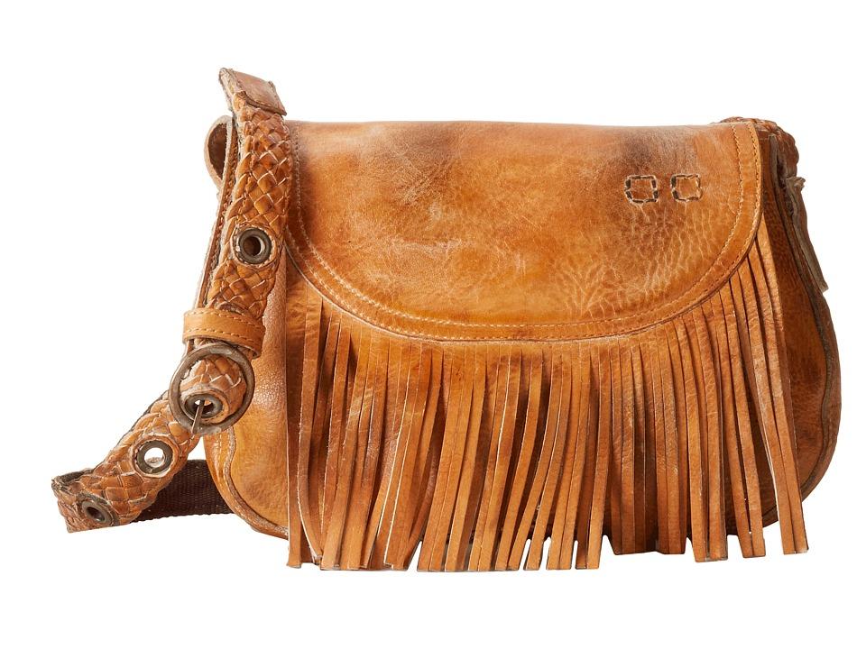 Bed Stu - Eastend (Tan Rustic White) Tote Handbags