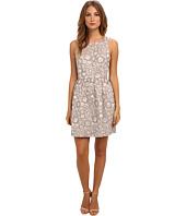 kensie - Floral Outlines Dress