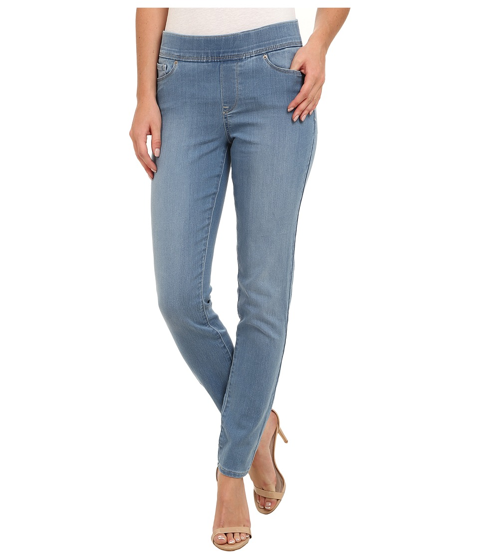 Levis(r) Womens - Perfectly Slimming Pull On Skinny (Minna Blue) Womens Jeans