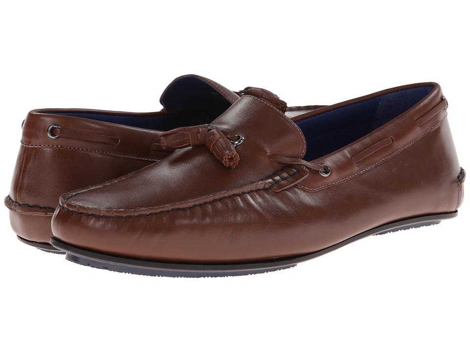 Ted Baker Muddi (Tan Leather) Men