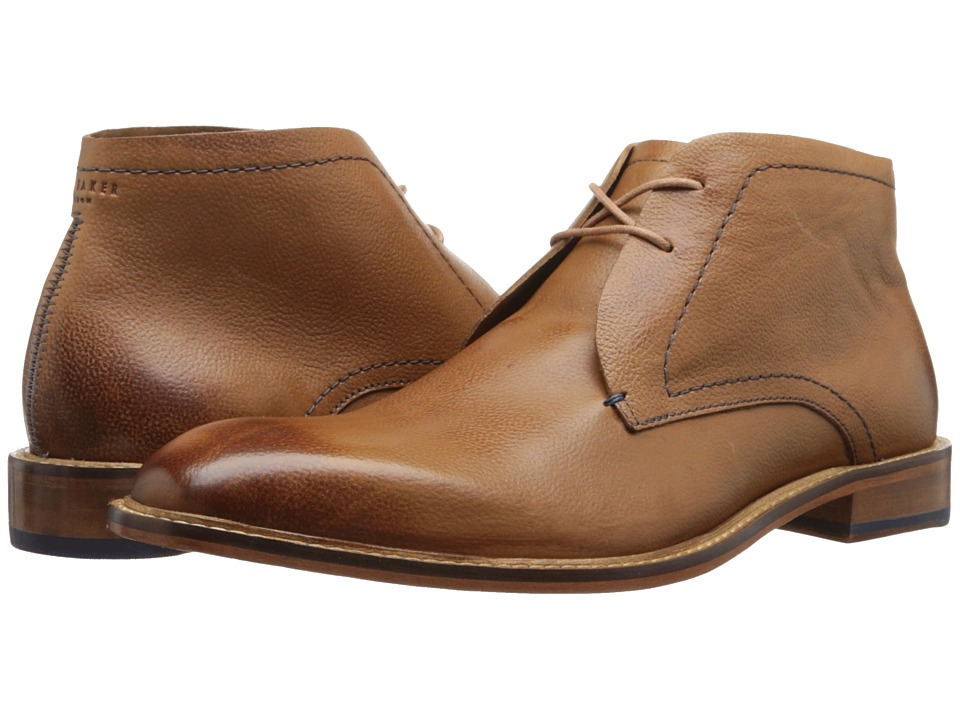 Ted Baker - Torsdi 2 (Tan Leather) Men's Shoes