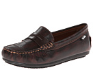 Venettini Kids - 55-Savor (Little Kid/Big Kid) (Brown Nail Leather/Brown Oil Leather)