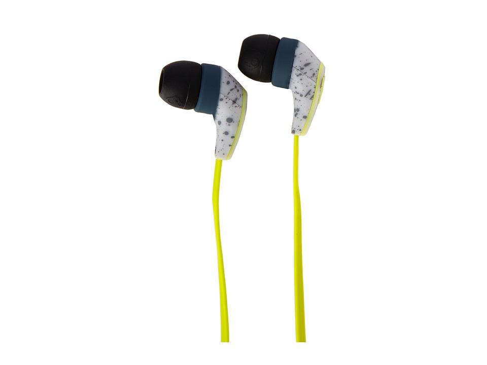 Skullcandy 50/50 Dark Grey/Light Grey/Hot Lime Headphones