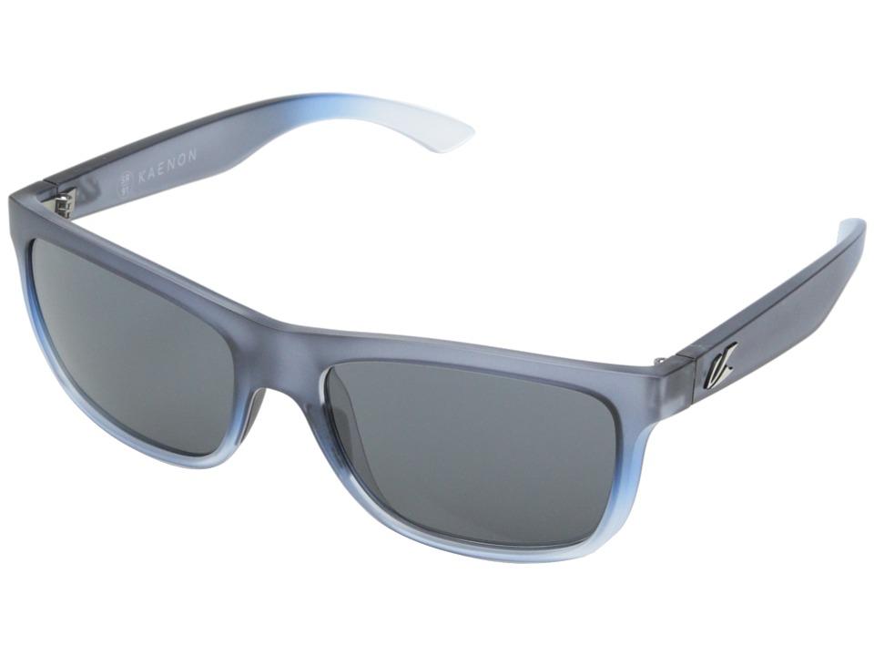 Kaenon Clarke Dark Blue/Light Blue/Grey G12 Sport Sunglasses