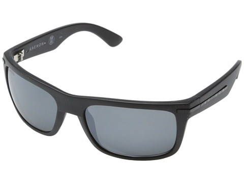 Kaenon Burnet - Matte Black/Grey Mirrored G12M