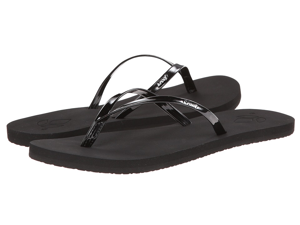 Reef - Bliss (Black) Women's Sandals