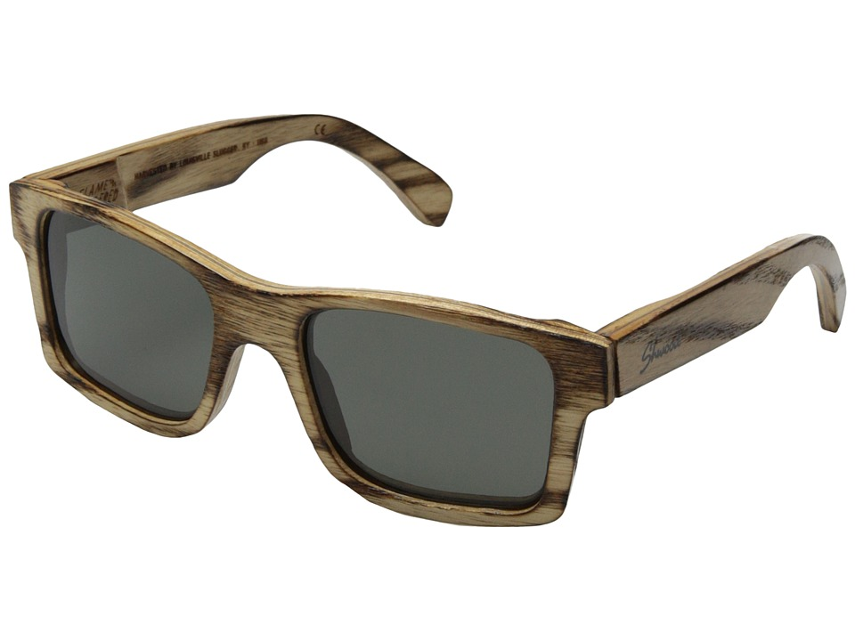 Shwood Haystack Louisville Slugger Polarized Slugger Original Grey Polarized Sport Sunglasses