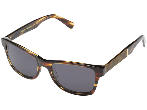 Shwood Canby Fifty-Fifty - Tortoise shell // Maple Burl - Grey