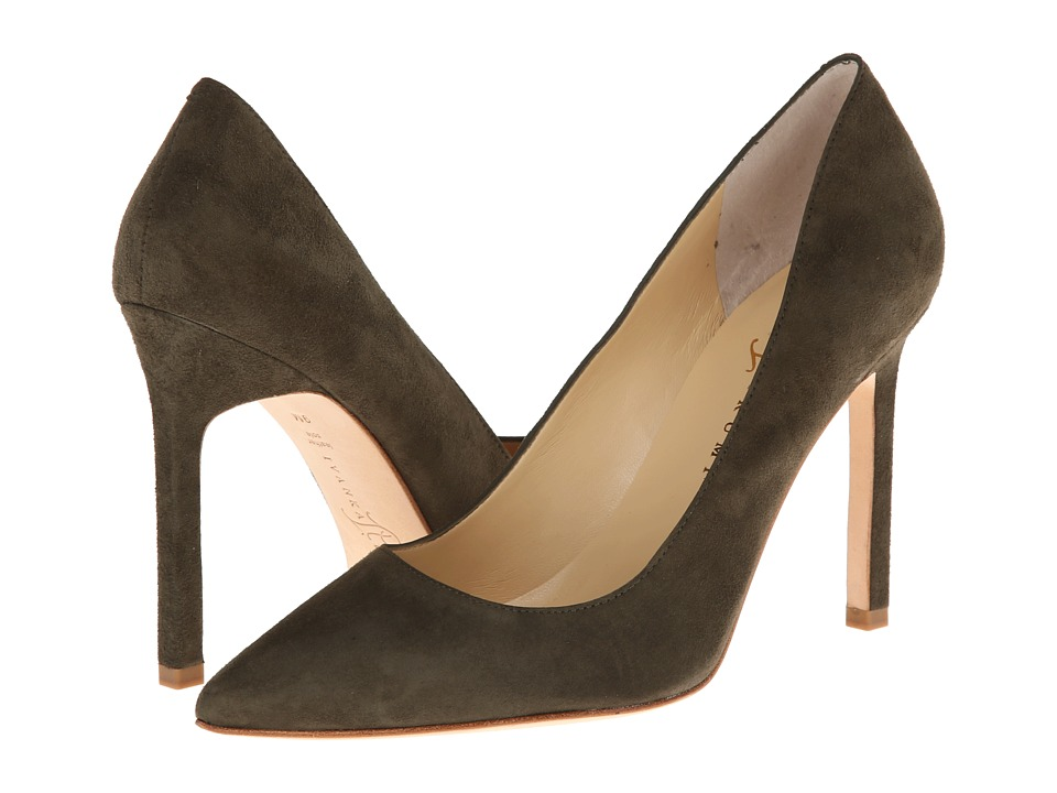 Ivanka Trump - Carra (Rich Army Suede) High Heels