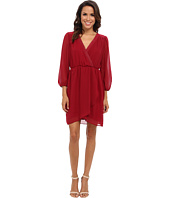 Christin Michaels - Adalyn Wrap Dress