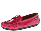 Venettini Kids 55-Savor (Little Kid/Big Kid) (Fuxia Grid Patent/Fuxia Gloss Patent)