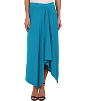 Mod-o-doc - Classic Jersey Hi-Low Hem Maxi Skirt