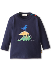 Paul Smith Junior - T-Shirt With Printed Dinasours (Infant)