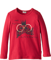 Paul Smith Junior - Long-Sleeved T-Shirt With