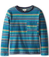 Paul Smith Junior - Striped Long-Sleeved T-Shirt (Toddler/Little Kids)