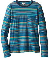 Paul Smith Junior - Striped Long-Sleeved T-Shirt (Big Kids)
