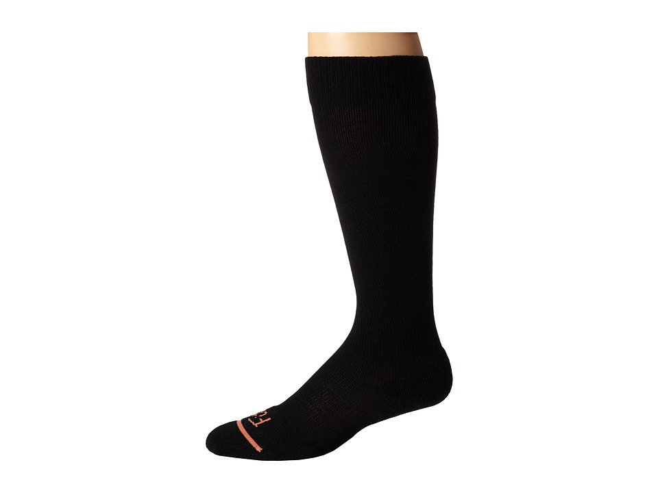 Fits Casual Knee High Black Womens Knee High Socks Shoes