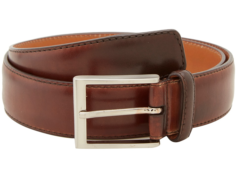 Magnanni - Catania Mid-Brown Belt (Mid-Brown) Mens Belts