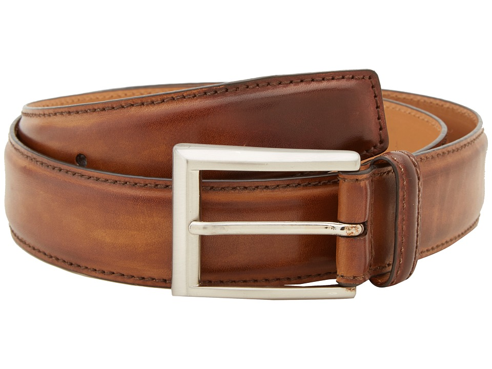 Magnanni - Catalux Tabaco Belt (Tabaco) Mens Belts
