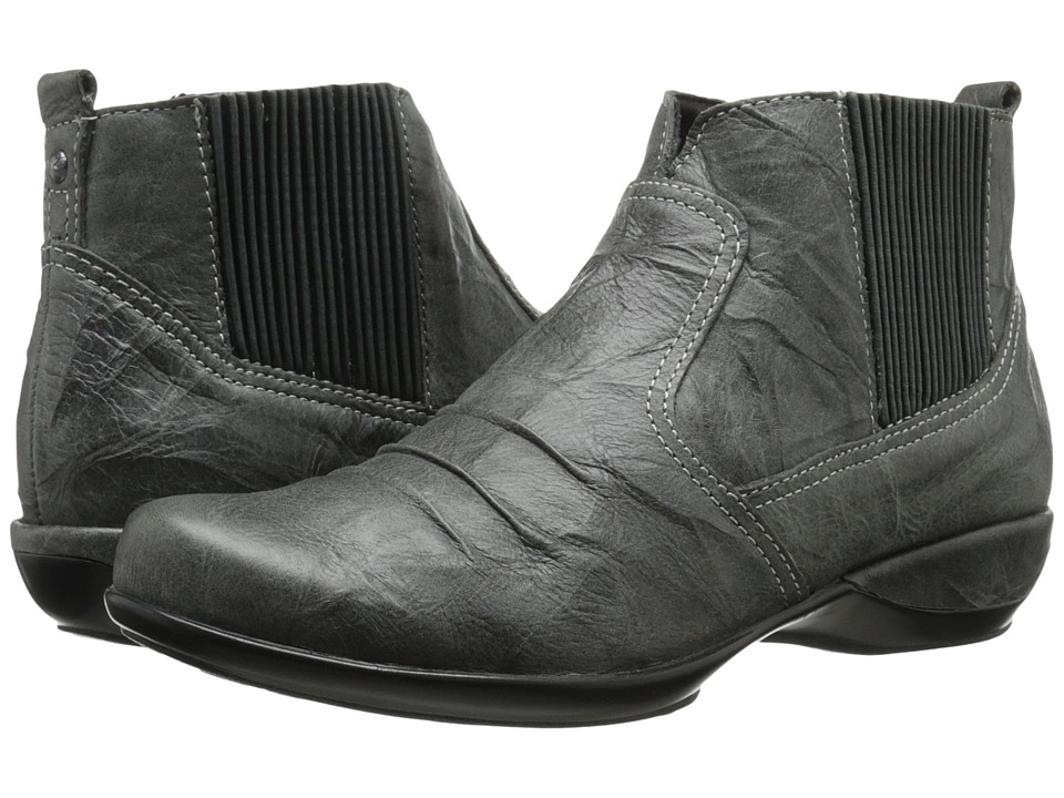 Aetrex - Kailey Ankle Boot (Graphite) Women