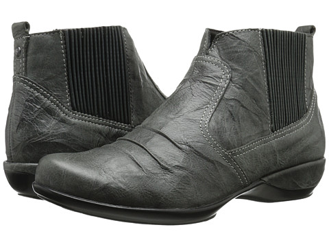 Aetrex Kailey Ankle Boot - Graphite