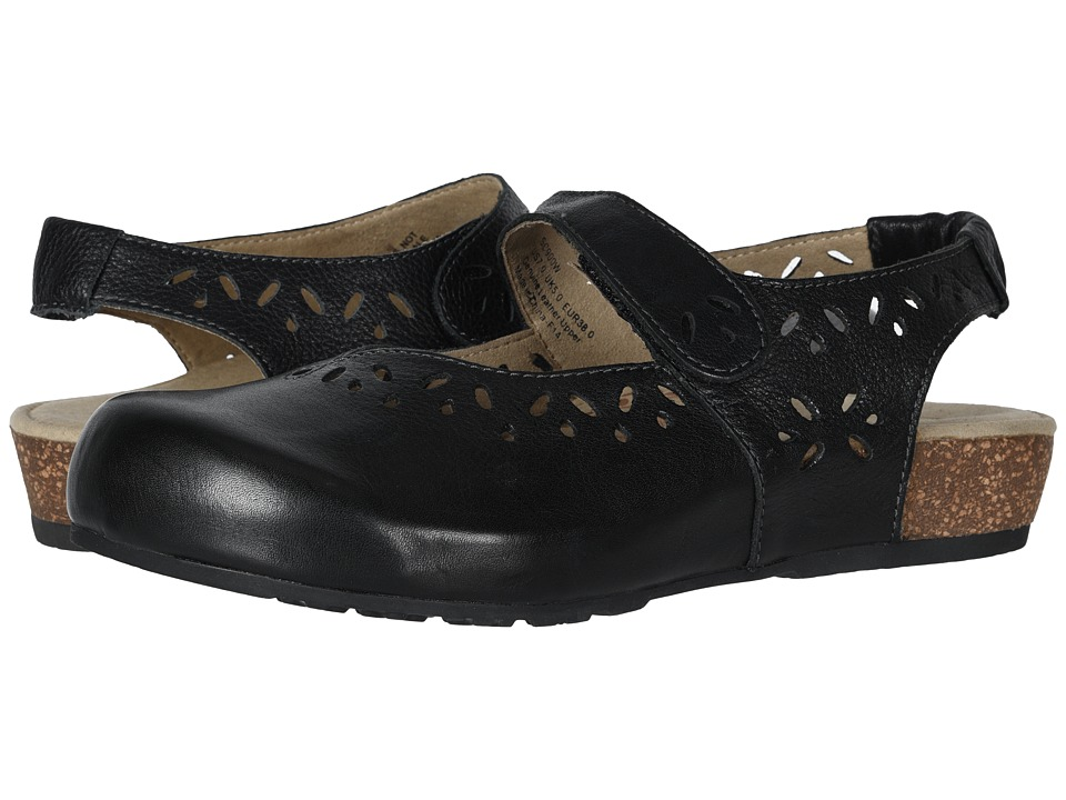 Aetrex Cheryl Mary Jane (Black) Maryjanes