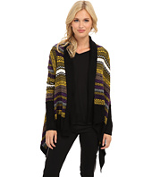Yumi - Aztec Waterfall Cardigan