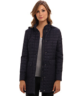 DKNY - Hooded 3/4 Sleeve Quilted Jacket 53414-Y4