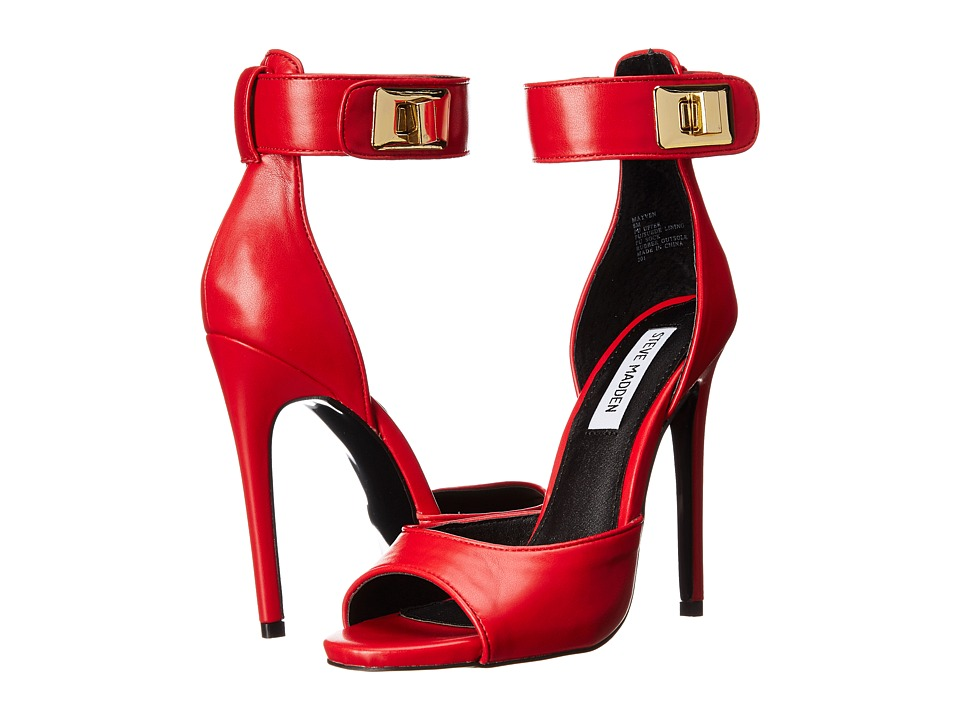 Steve Madden Mayven (Red) High Heels
