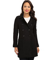 DKNY - Double Breasted Boucle Coat 55198-Y4