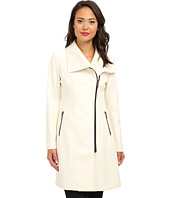 DKNY - Asymmetrical Walker Coat 14964I-Y4