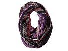Michael Stars Tied Over Tapestry Eternity Scarf