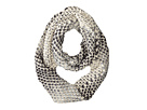Michael Stars Pixel Painted Eternity Scarf