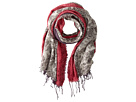 Michael Stars Paisley Side Silk Scarf
