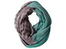 Michael Stars Stripe Block Eternity Scarf