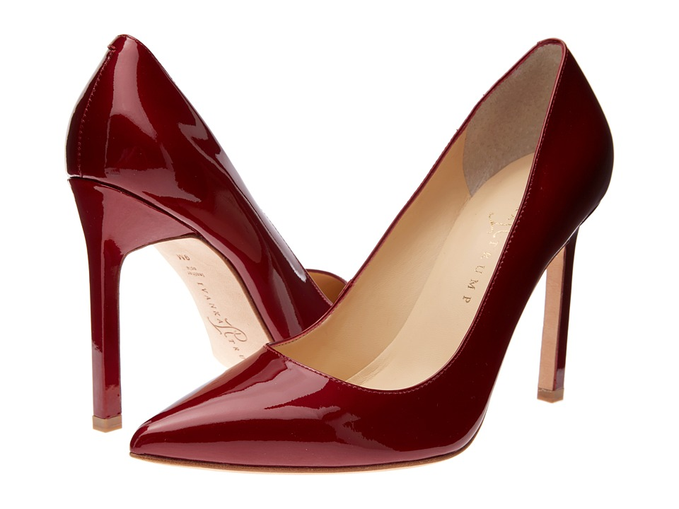Ivanka Trump Carra (Red Patent) High Heels